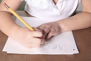 Disgrafia e difficoltà a scrivere
